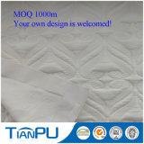 OEM Viscose / Spandex tejido de punto de Jacquard para colchón de látex