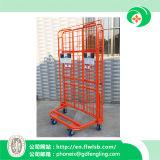 Gaiola Foldable do armazenamento para o armazém