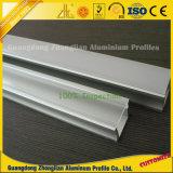 Fabricante do perfil de alumínio anodizado colorido personalizado para a decoração do indicador e da porta