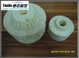 CNC высокой точности подвергая механической обработке с естественным материалом ABS