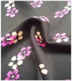 100 % 폴리 에스터, 작은 꽃 무늬 프린트, 자카드 직물