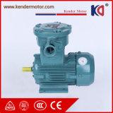 Motor eléctrico de la prueba de la llama de la CA de Yb3-80m-4 380V 50Hz con tres Phaase