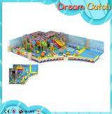 新しいデザイン子供の大きい屋内Playgroundrの運動場のスライド