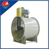 Вентилятор передачи пояса низкого давления серии DTF-12.5P осевой
