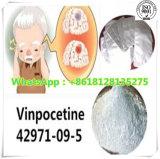 99% Reinheit weißes Nootropics Powdervinpocetine CAS 42971-09-5