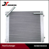 Refrigerador de petróleo direto da máquina escavadora da aleta da placa da fábrica do fornecedor de China