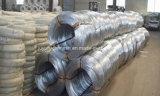 Filo di acciaio galvanizzato tuffato caldo di Galfan (lega di Zn&Al)