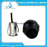 100-240 VAC Luminaire van 1 Watt in het Ondergrondse Licht van het Lichaam van de Lamp van het Aluminium