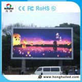 Pantalla de visualización LED de color a todo color P6 para la autopista