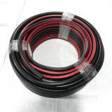 Yute Farben-Gummiluft-Schlauch 1/4 Zoll-6mm für Bandspulen