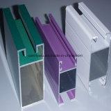 Pulverlack Auminium Profil mit unterschiedlicher Farbe und Dimension