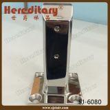 최신 판매 안전 프라이버시 서리로 덥은 강화 유리 (SJ-H937)를 가진 발코니를 위한 유리제 난간 마개