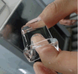 Machine de fabrication de glace Mini Cube de 40kg Machine à glace Machine à fabriquer des blocs de glace Prix