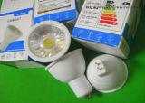 Da luz listada do ponto do diodo emissor de luz do diodo emissor de luz GU10 E27 MR16 6W de RoHS do Ce o ponto brilhante super do diodo emissor de luz ilumina-se dentro