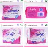 Vente chaude de serviettes hygiéniques de femmes vers l'Afrique