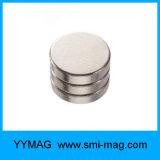 Magneet van de Schijf van het Neodymium van de zeldzame aarde de Permanente Krachtige