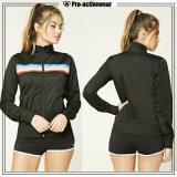 2017 курток спорта Hoodies женщин высокого качества изготовленный на заказ для гимнастики
