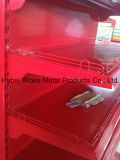 Shelving do indicador de assoalho do metal do supermercado