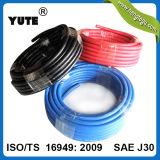 Alta presión SGS aprobado flexible de fibra de tren de goma manguera de aire