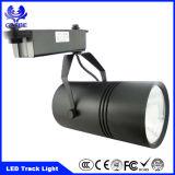 Bom preço Luz de pista de 3 fases Luz de trilha LED 50W Luz de rastreamento industrial