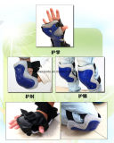 Protetores de patinagem do pulso do joelho do cotovelo dos miúdos para o skate