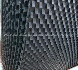 La banda transportadora del PVC del precio de fábrica para el granito con vio el diente