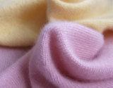 Пряжа хлопка верхнего качества смешанная кашемиром для шарфа