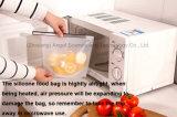 Umweltfreundliches Vakuumluftdichter Silikon-Nahrungsmittelspeicher-Beutel Sfb16