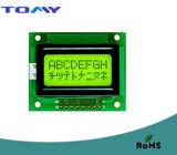 модель Tn индикации LCD характера 16X1 с доской PCB