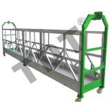 Гондола лесов вашгерда доступа платформы Ce Zlp500 ая сталью