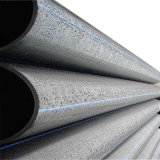Tubi del tubo dell'HDPE del PE di norma ISO Per l'approvvigionamento di gas & dell'acqua