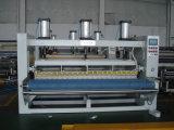 Máquina que graba de Fabric&Leather del aseguramiento comercial