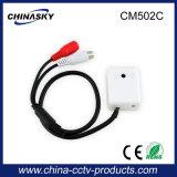Cctv-Mikrofon für Überwachungssystem mit lärmarmem (CM502C)