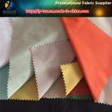 Ткань 100% Двойн-Слоя полиэфира покрашенная пряжей с Flocking печатание, (LY-YD1107)