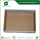 Boîte de empaquetage ondulée en gros à fruits et légumes de cartons de papier