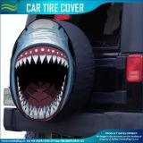 Sua tampa do pneu da roda do projeto para a decoração do feriado (A-NF08F14001)