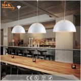 Indicatore luminoso del pendente della lampadina del Edison di applicazione della sala da pranzo