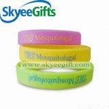 Wristbands poco costosi del silicone di modo su ordinazione