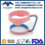 Supporto ecologico di plastica della tazza di colore nero per la promozione