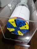 Индивидуально ориентированные на заказчика резцы диска ролика двойника 17 для машины тоннеля сверлильной