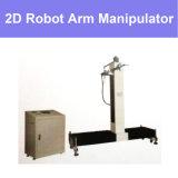 2 het Platform van de Eenheid van Control Center van de Manipulator van de Dimensie van de as & het Wapen van de Robot van 6 As voor het Thermische het Bespuiten Schilderen van de Verglazing van Whelding van het Plateren van de Deklaag