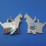 Correspondencia de Enamle UAE y divisa del Pin del imán del diseño del indicador