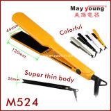 Fornecer o Straightener profissional Titanium do cabelo do Sell quente