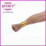 Do Virgin cheio da cutícula dos produtos 100% da qualidade superior de Quercy melhor volume brasileiro de venda colorido cabelo do cabelo humano de Remy