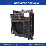Wasser Cooling System für Yanmer Diesel Generator Set (4TNV98T Radiator)