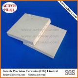 Alumina van de Hoge Zuiverheid van 99% Vierkante Plaat