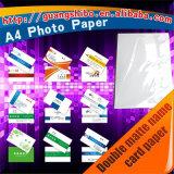 Double Side Matte 220g A4 Bond Photo Paper pour Name Card (GSB-DMNAP26)