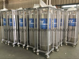 Industriale e Medical Low Pressure Liquid Oxygen Nitrogen Argon Carbon Dioxide Dewar Cylinder