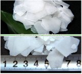 El hidróxido de sodio del precio de la fabricación forma escamas el 99%, Naoh