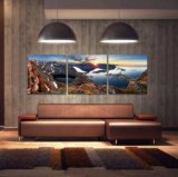 Unique Design Beautiful Room Scenery Painting